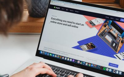 Why Shopify is an interesting e-commerce solution? We list 6 reasons!